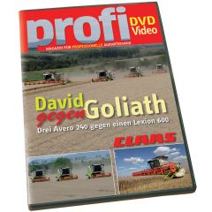 David gegen Goliath - Claas