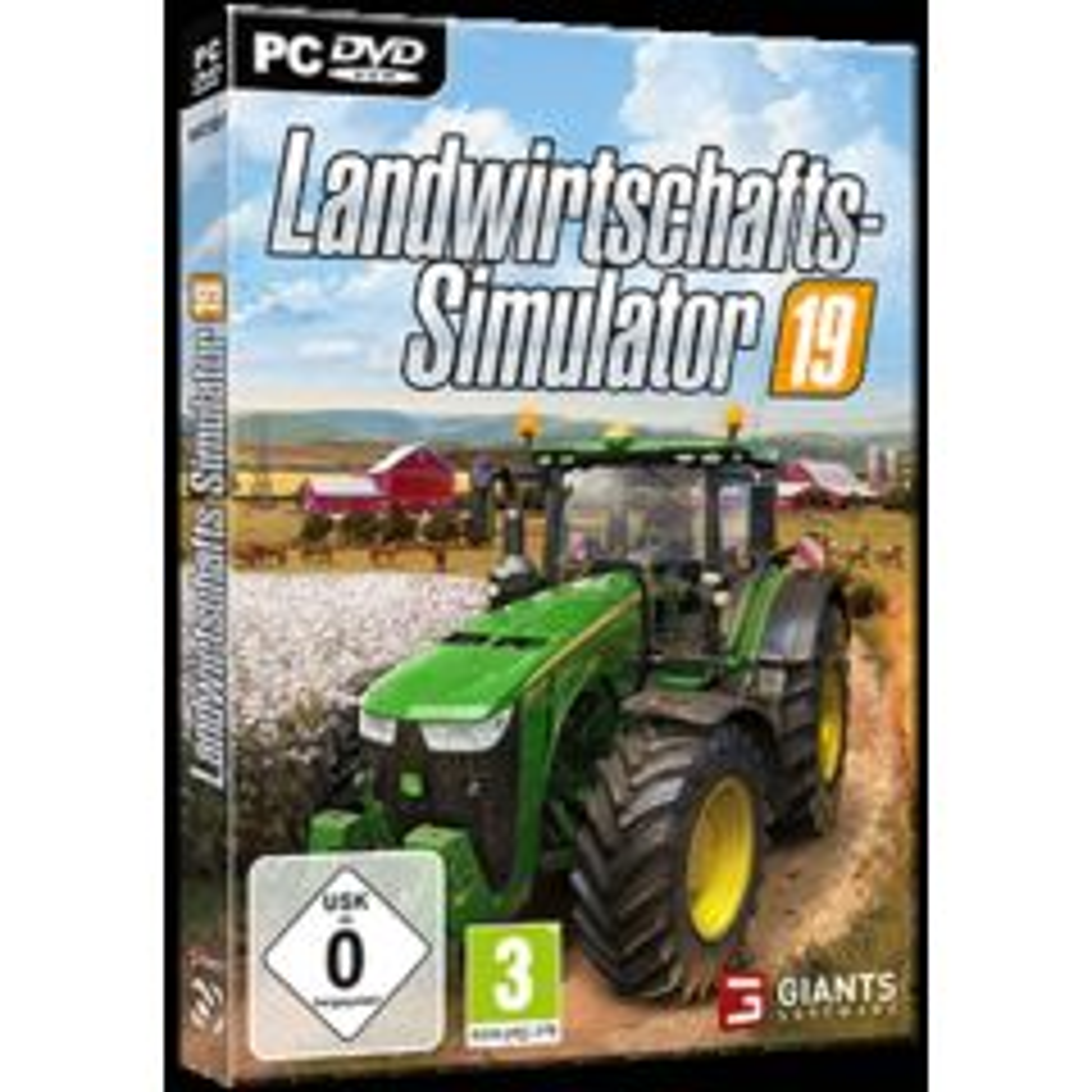 Landwirtschafts-Simulator XBOX
