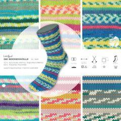 Landlust - Sockenwolle Jacquard