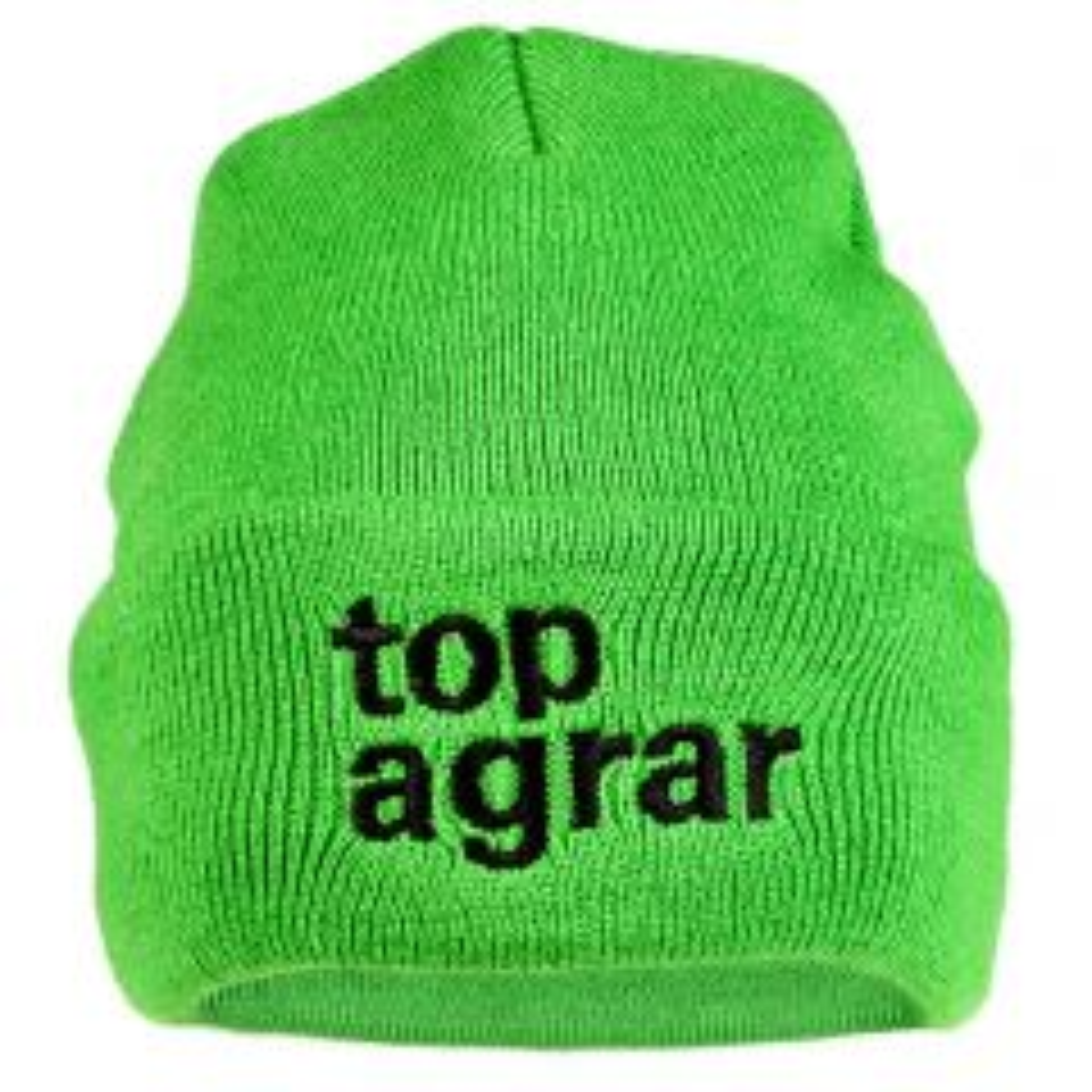 Wollmütze top agrar Grün