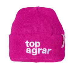 Wollmütze top agrar Pink