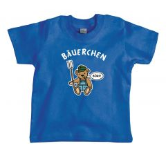 """Baby-Shirt """"Bäuerchen"""" Hellgrün"""